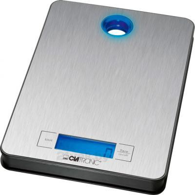 Кухонные весы Clatronic KW 3412 (Steel) - общий вид