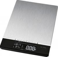 Кухонные весы Clatronic KW 3416 (нержавеющая сталь) -