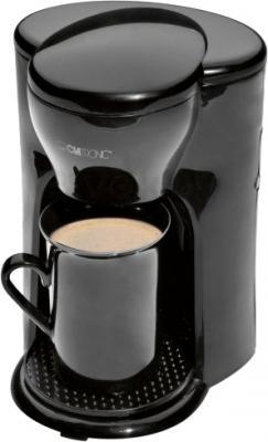 Капельная кофеварка Clatronic KA 3356 (черный) - общий вид