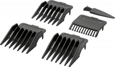 Машинка для стрижки волос Clatronic HSM 3430 (Black) - насадки