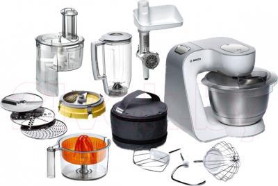 Кухонный комбайн Bosch MUM54251 - общий вид