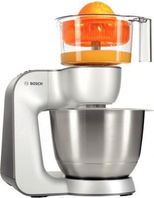 Кухонный комбайн Bosch MUM54251 - с прессом для цитрусовых