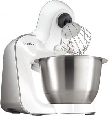 Кухонный комбайн Bosch MUM54251 - взбивание