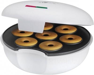 Аппарат для пончиков Clatronic DM 3495 (White) - общий вид