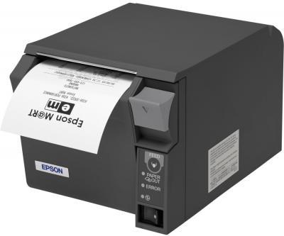 Чековый принтер Epson TM-T70 (C31C637012) - общий вид