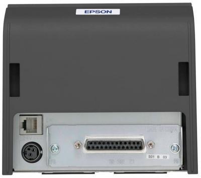Чековый принтер Epson TM-T70 (C31C637012) - вид сзади