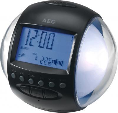 Радиочасы AEG MRC 4117 - общий вид