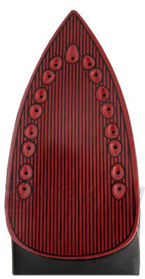 Утюг Clatronic DBC 3388 (черный) - подошва