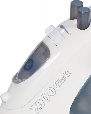 Утюг Clatronic DB 3106 (White-Blue) - регуляторы работы утюга