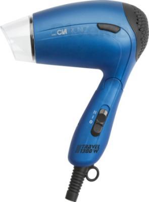 Компактный фен Clatronic HTD 3429 (синий) - общий вид