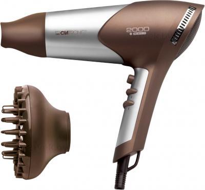 Фен Clatronic HTD 3363 (коричневый) - общий вид
