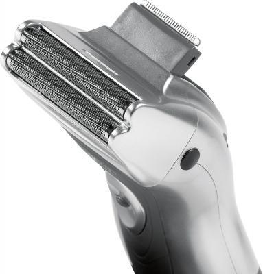 Электробритва Clatronic HR 3236 - бритвенные головки и выдвижной триммер