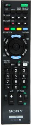 Телевизор Sony KDL-42W828B - пульт