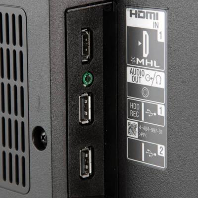 Телевизор Sony KDL-42W828B - интерфейсы