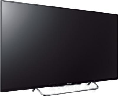 Телевизор Sony KDL-42W828B - полубоком
