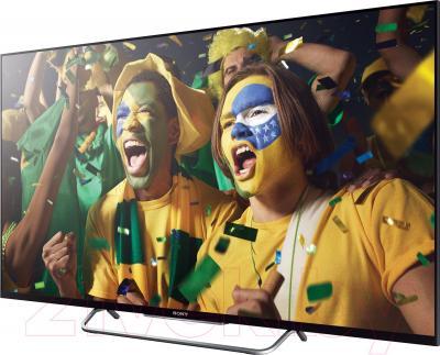 Телевизор Sony KDL-42W828B - вполоборота