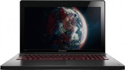 Ноутбук Lenovo Y510P (59407206) - фронтальный вид