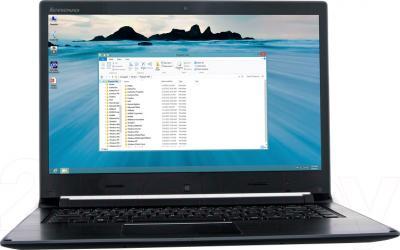 Ноутбук Lenovo Flex 14 (59411924) - фронтальный вид
