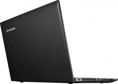 Ноутбук Lenovo Z510A (59411921) - вид сзади