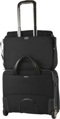 Сумка для ноутбука Samsonite Pro-DLX 3 (V84*09 015) - крепление на чемодане