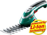 Садовые ножницы Bosch Isio (0.600.833.10G) -
