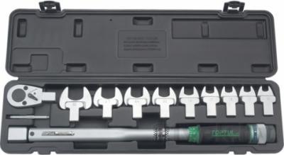 Набор однотипного инструмента Toptul GAAI1101 (11 предметов) - общий вид