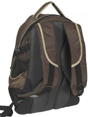 Рюкзак городской Globtroter 0412 - вид сзади