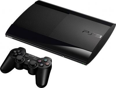 Игровая приставка Sony PlayStation 3 (CECH-4208A) - с геймпадом