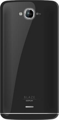 Смартфон Explay Blaze (черный) - задняя панель