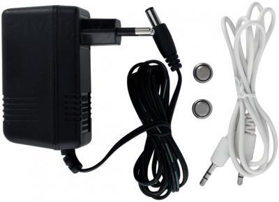 Радиоприемник Hyundai H-1626 (Black) - комплект