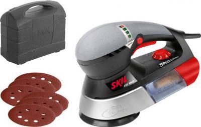 Эксцентриковая шлифовальная машина Skil 7460LA - общий вид