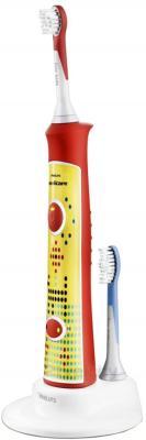 Звуковая зубная щетка Philips Sonicare For Kids HX6311/02 - общий вид на подставке