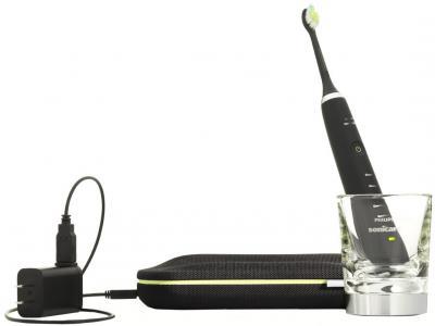 Звуковая зубная щетка Philips Sonicare Black DiamondClean HX9352/04 - комплектация
