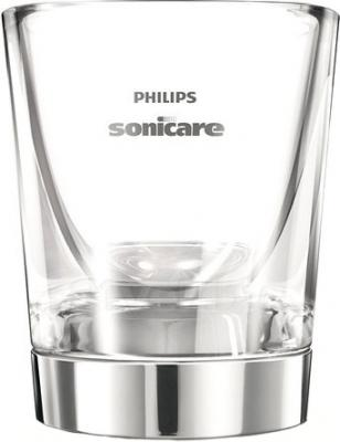 Звуковая зубная щетка Philips Sonicare Black DiamondClean HX9352/04 - стакан с зарядной базой