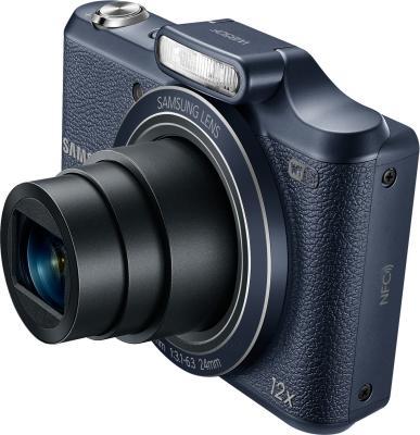 Компактный фотоаппарат Samsung WB50F (Black) - общий вид