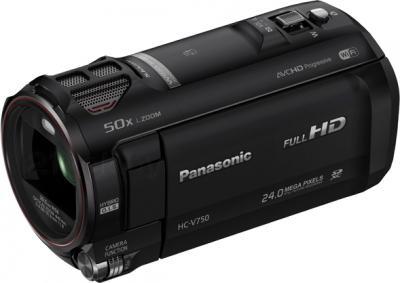 Видеокамера Panasonic HC-V730EE-K - общий вид