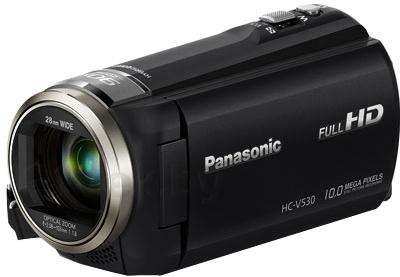Видеокамера Panasonic HC-V530EE-K - общий вид