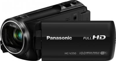 Видеокамера Panasonic HC-V250EE-K - общий вид