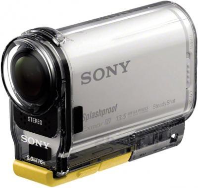 Экшн-камера Sony HDR-AS100V - общий вид
