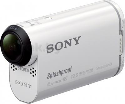 Экшн-камера Sony HDR-AS100V - видеокамера без защитного бокса