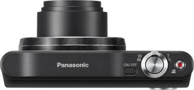 Компактный фотоаппарат Panasonic Lumix DMC-SZ8EE-K - вид сверху