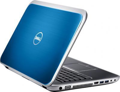 Ноутбук Dell Inspiron 15R (5537) 272315050 (125350) - вид сзади