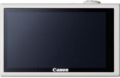 Компактный фотоаппарат Canon IXUS 510 HS (White) - вид сзади