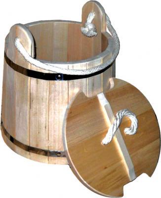 Ведро деревянное Банные Штучки 03370 - общий вид