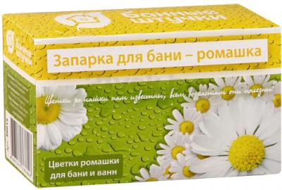 Запарка для бани Банные Штучки Цветки ромашки 30015 - общий вид