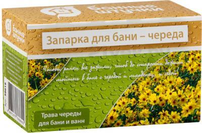Запарка для бани Банные Штучки Трава череды 30019 - общий вид