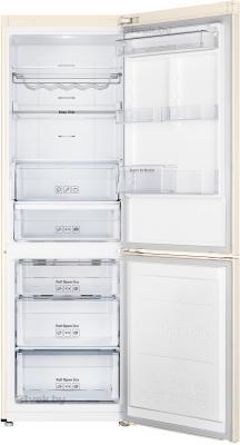 Холодильник с морозильником Samsung RB31FERNCEF/RS - в открытом виде
