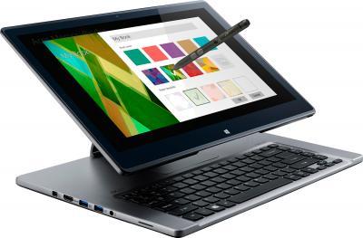 Ноутбук Acer Aspire R7-572G-54206G75ass (NX.M95ER.001)  - общий вид