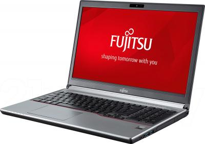 Ноутбук Fujitsu LIFEBOOK E753 (E7530MF011RU) - общий вид