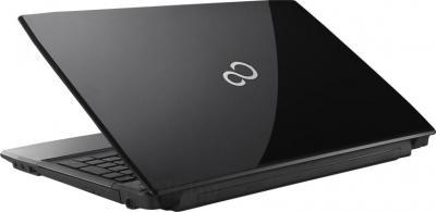 Ноутбук Fujitsu LIFEBOOK AH544 (AH544M67A2RU) - вид сзади